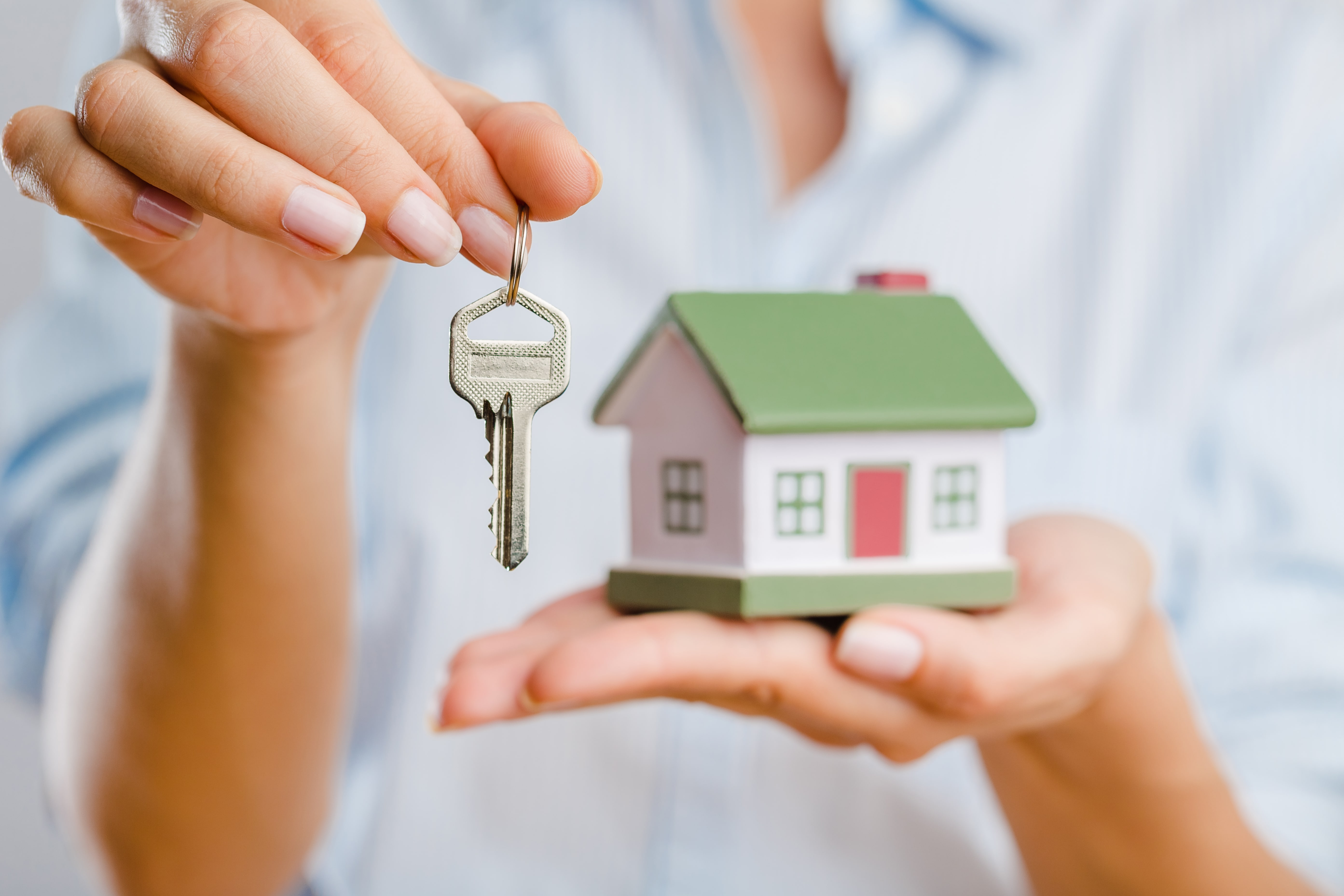 Your realtor and your dream house unbroken for Land home mortgage